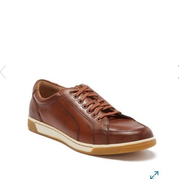 Mens Vartan Sport Oxford Sneakers